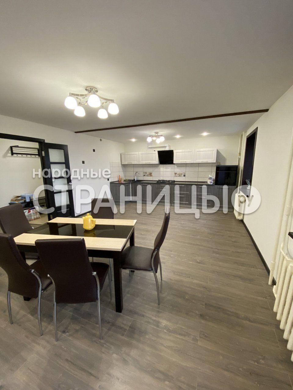 3-комнатная квартира, 73.0 м²,  6/10 эт. Кирпичный дом