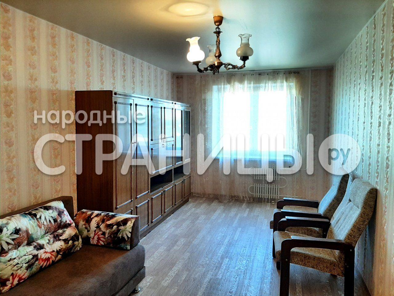 1-комнатная квартира, 39.0 м²,  15/16 эт. Кирпичный дом, Вторичное жилье