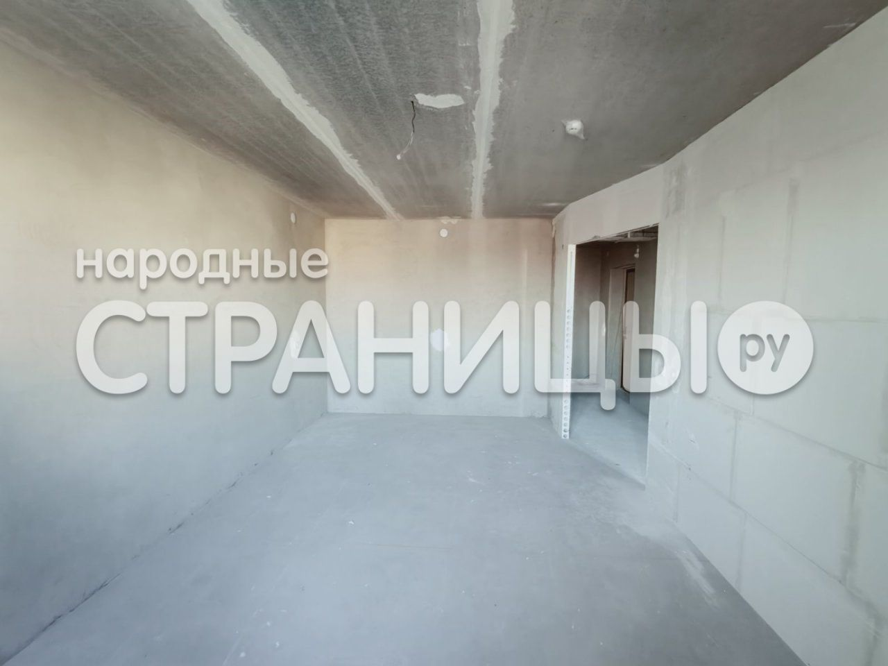 1-комнатная квартира, 44.1 м²,  11/16 эт. Кирпичный дом, Вторичное жилье
