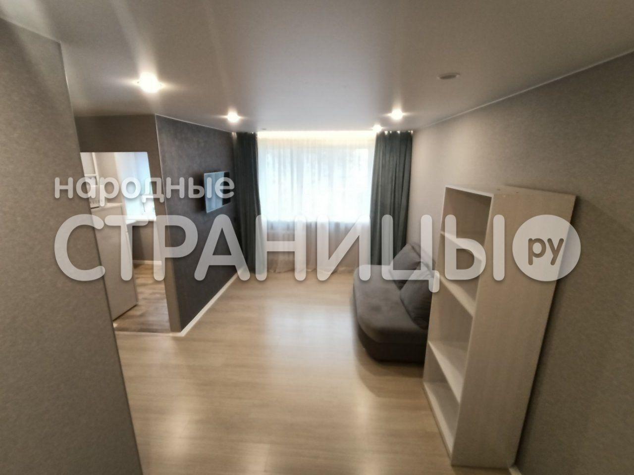 1-комнатная квартира, 30.0 м²,  3/5 эт. Кирпичный дом, Вторичное жилье