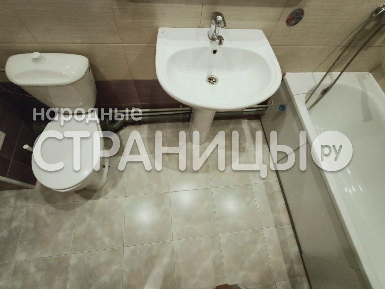 1-комнатная квартира, 38.7 м²,  1/5 эт. Кирпичный дом, Вторичное жилье