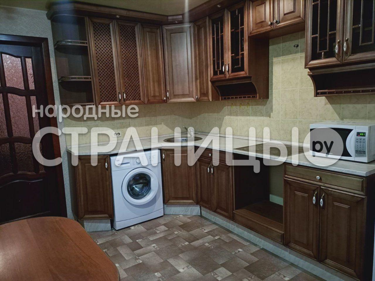 1-комнатная квартира, 42.9 м²,  12/17 эт. Монолитный дом, Вторичное жилье