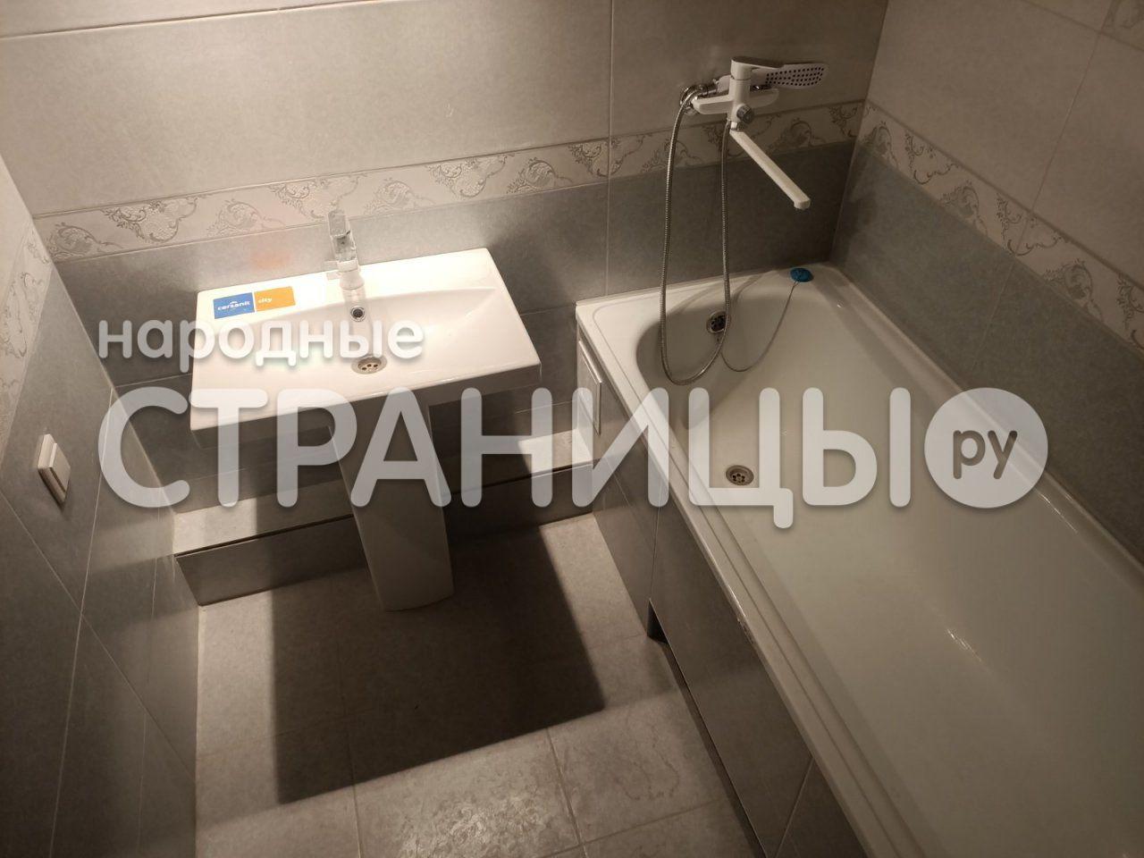 1-комнатная квартира, 34.7 м²,  3/11 эт. Кирпичный дом, Вторичное жилье