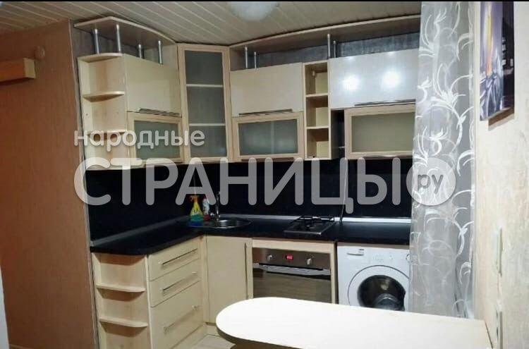 1-комнатная квартира, 28.1 м²,  9/9 эт. Кирпичный дом, Вторичное жилье