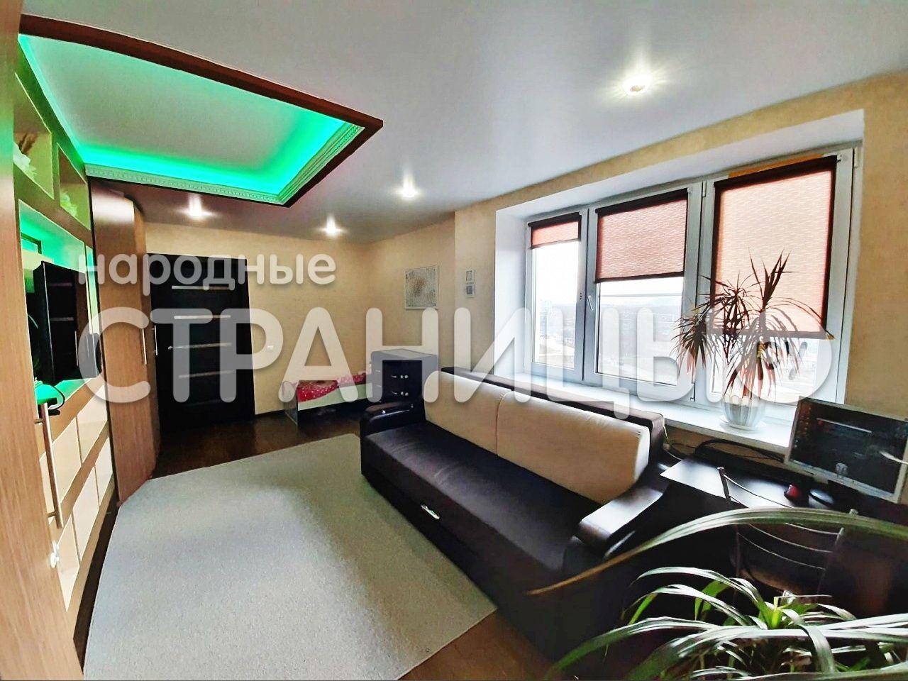 1-комнатная квартира, 40.0 м²,  10/16 эт. Панельный дом, Вторичное жилье