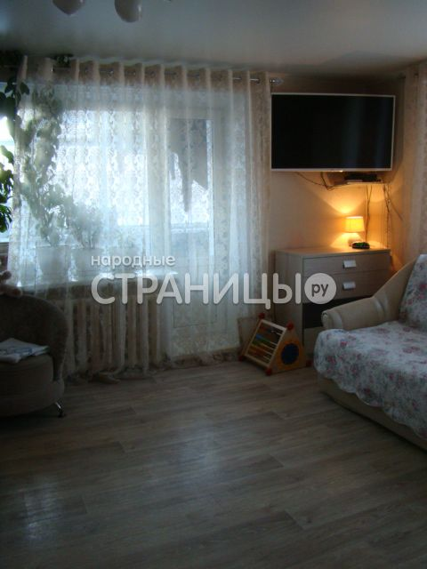 1-комнатная квартира, 50.0 м²,  1/1 эт. Кирпичный дом, Вторичное жилье