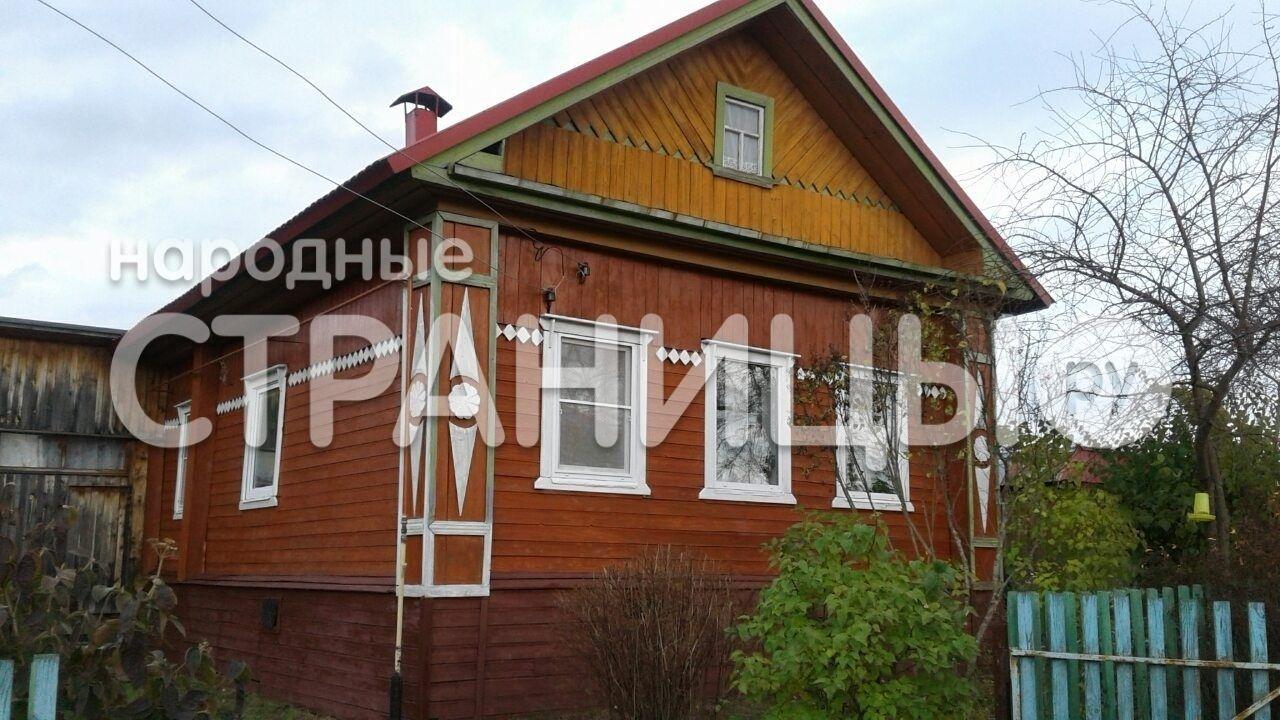 Дом 42.0 кв.м. 2 эт.  Деревянный