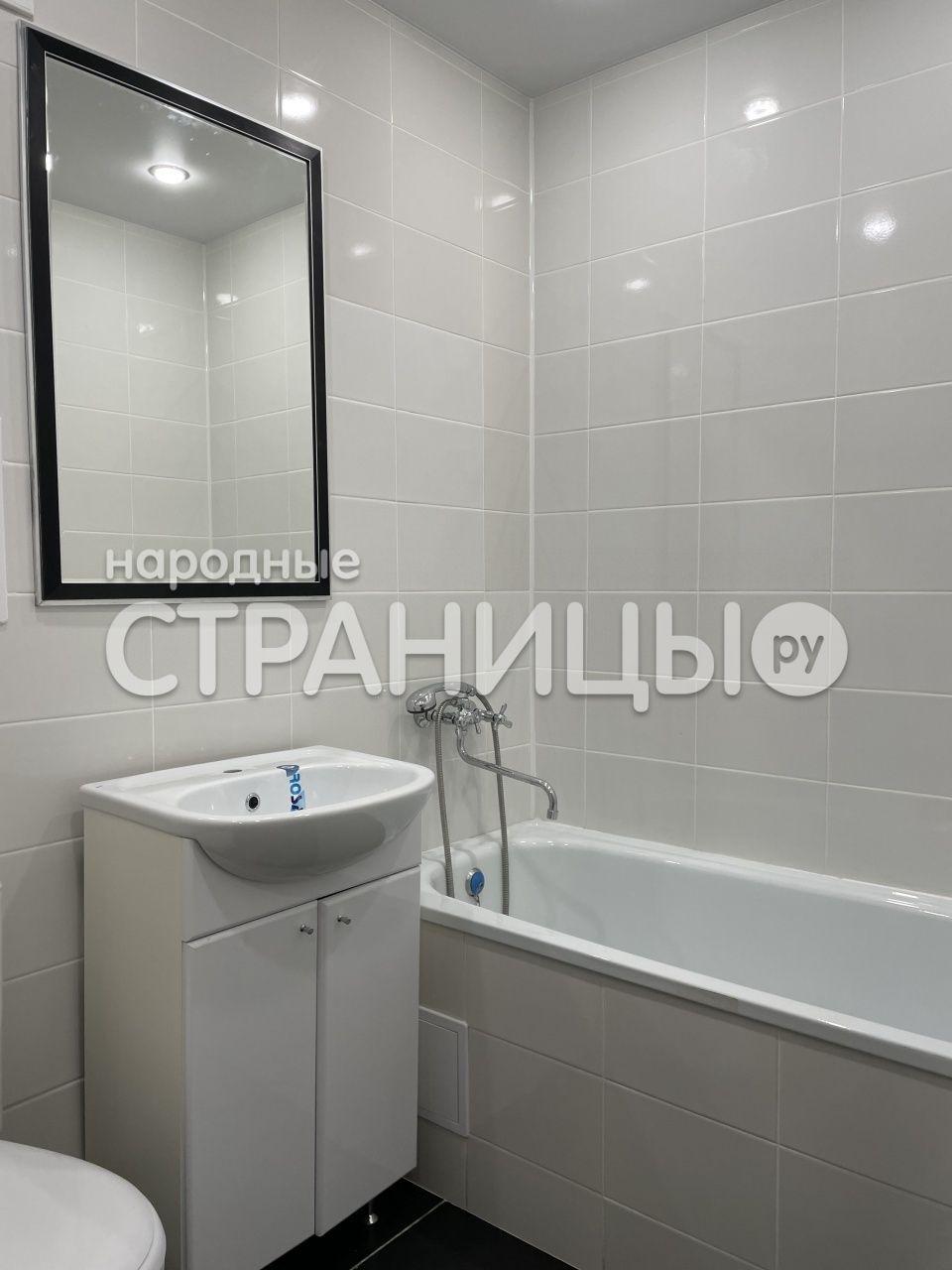 2-комнатная квартира, 44.0 м²,  5/5 эт. Кирпичный дом, Вторичное жилье