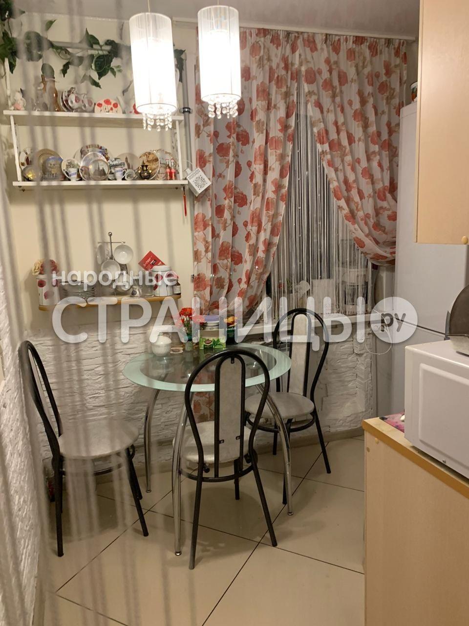 2-комнатная квартира, 45.8 м²,  6/9 эт. Кирпичный дом, Вторичное жилье
