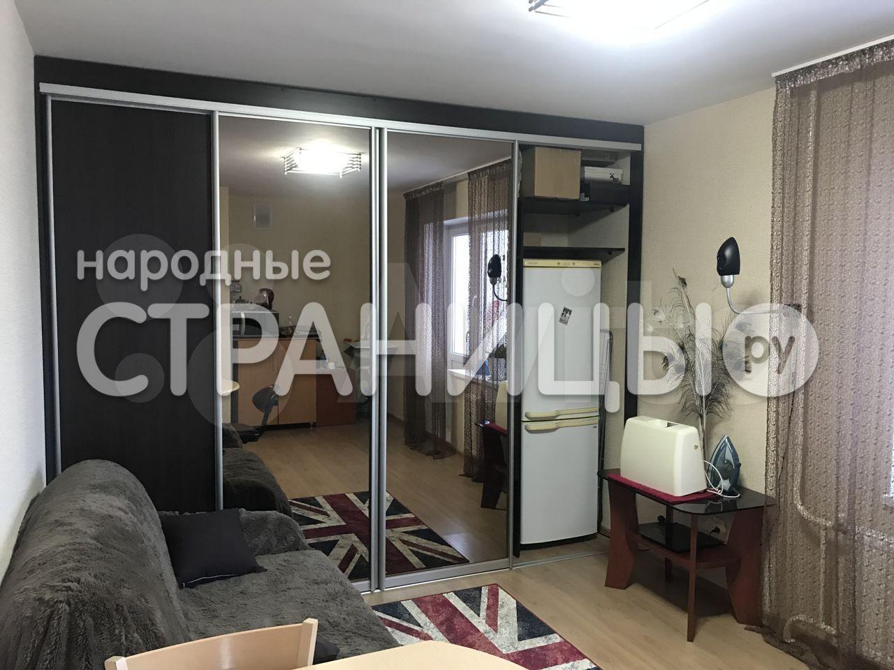 2-комнатная квартира, 44.0 м²,  13/18 эт. Панельный дом, Вторичное жилье