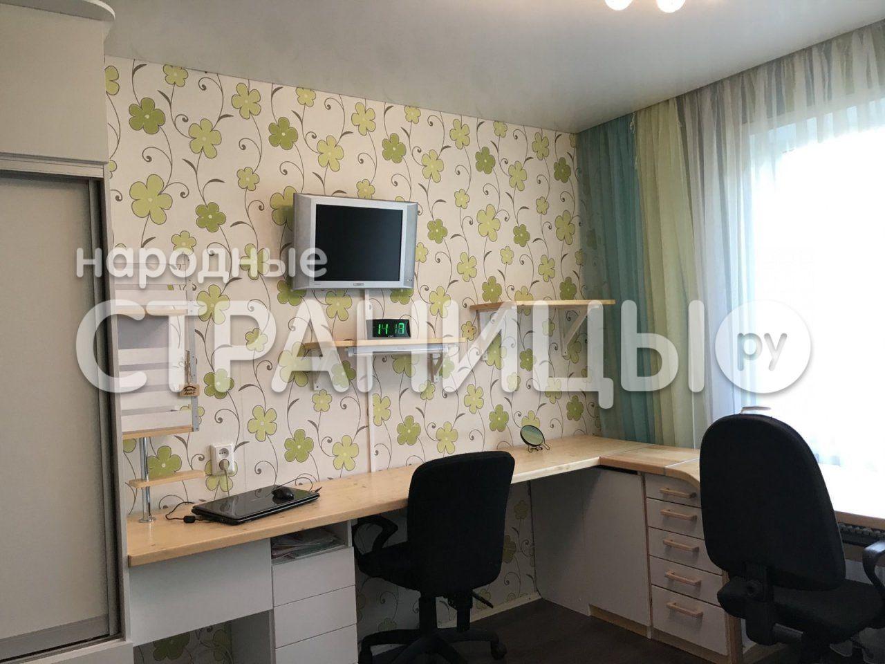 2-комнатная квартира, 52.8 м²,  1/5 эт. Панельный дом, Вторичное жилье