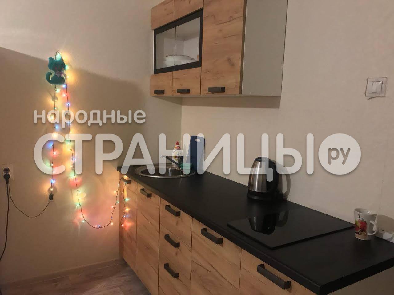 1-комнатная квартира, 23.0 м²,  7/17 эт. Панельный дом, Вторичное жилье