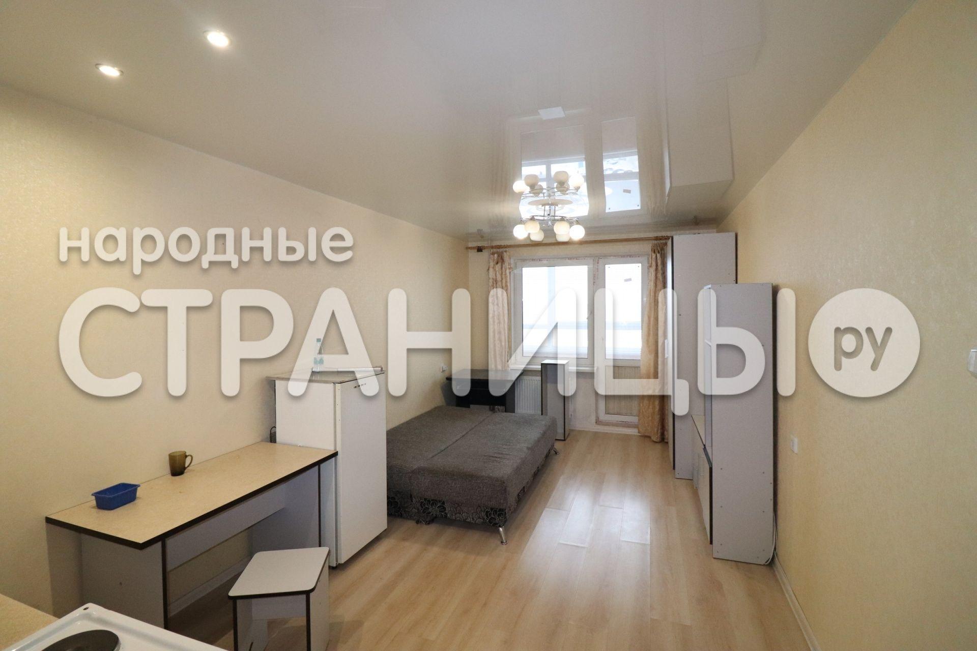 1-комнатная квартира, 23.3 м²,  9/17 эт. Панельный дом, Вторичное жилье