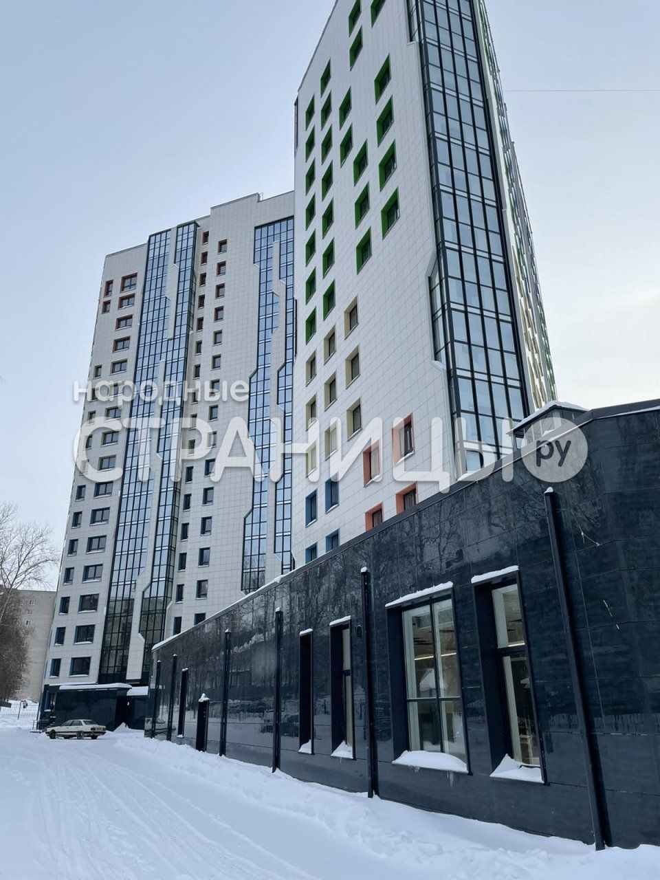 3-комнатная квартира, 89.37 м²,  13/17 эт. Монолитный дом