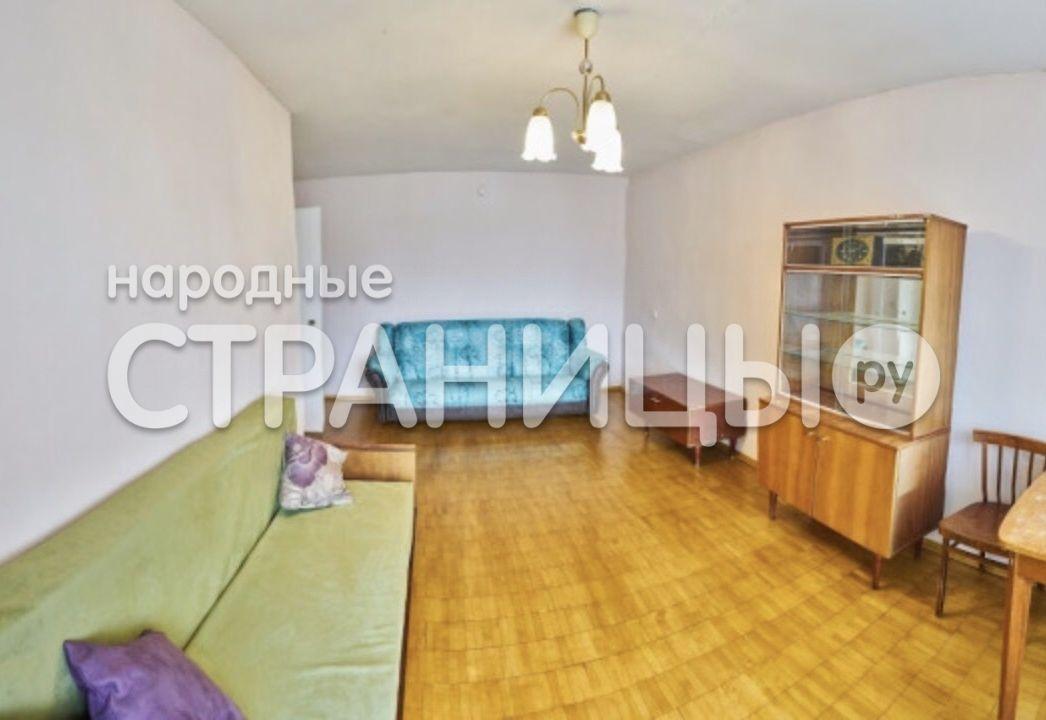2-комнатная квартира, 41.0 м²,  4/6 эт. Кирпичный дом, Вторичное жилье