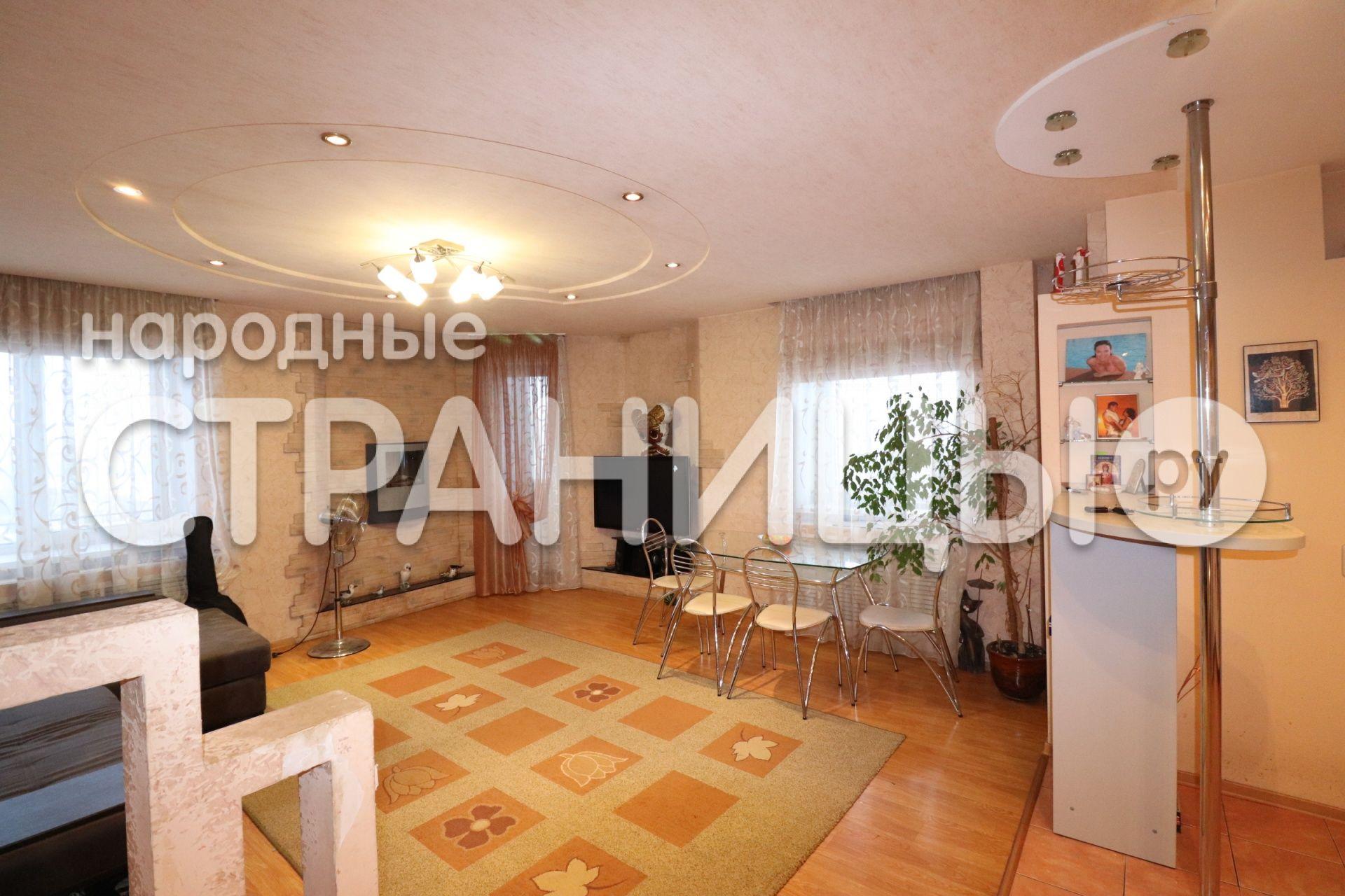 3-комнатная квартира, 84.0 м²,  10/11 эт. Кирпичный дом