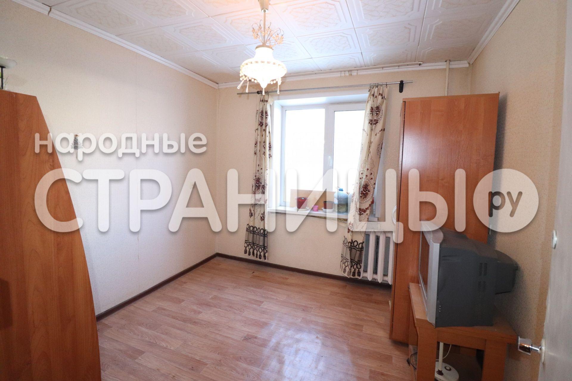 3-комнатная квартира, 62.9 м²,  1/9 эт. Панельный дом