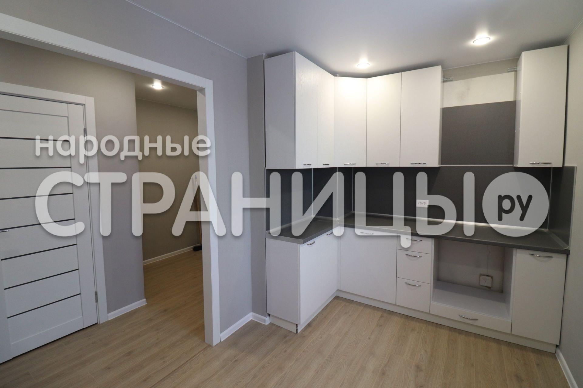 3-комнатная квартира, 50.0 м²,  9/18 эт. Кирпичный дом