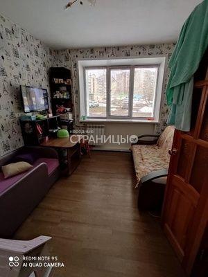 1-комнатная квартира, 19.8 м²,  1/9 эт. Кирпичный дом, Вторичное жилье
