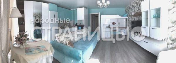 1-комнатная квартира, 36.6 м²,  11/16 эт. Кирпичный дом, Вторичное жилье