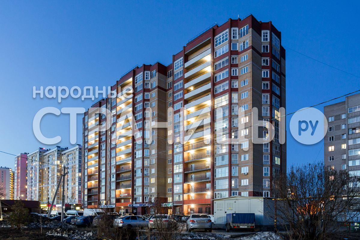 2-комнатная квартира, 42.3 м²,  2/15 эт. Кирпичный дом, Вторичное жилье