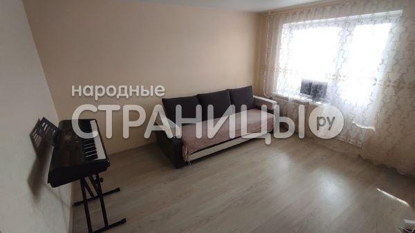 2-комнатная квартира, 42.4 м²,  13/17 эт. Панельный дом, Вторичное жилье