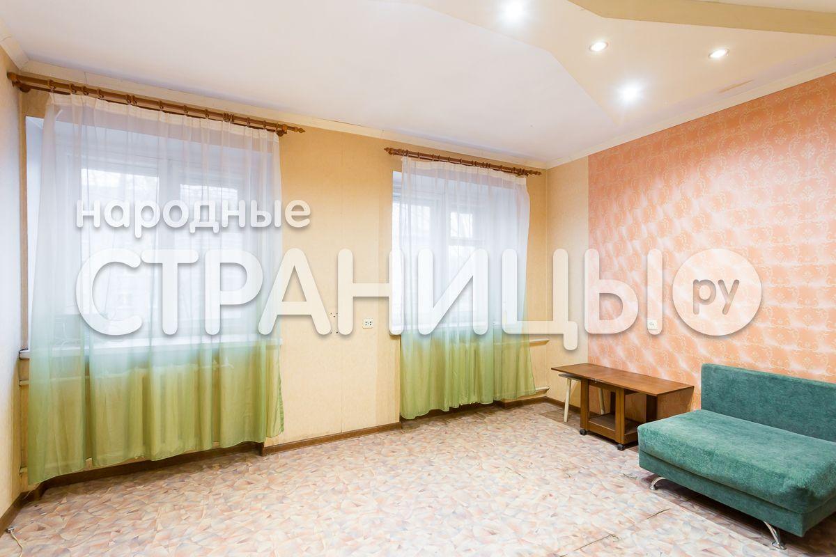 1-комнатная квартира, 22.7 м²,  4/5 эт. Кирпичный дом, Вторичное жилье