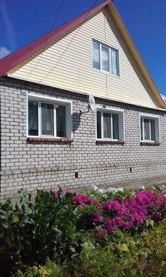 Дом 56.0 кв.м. 2 эт.  Кирпичный