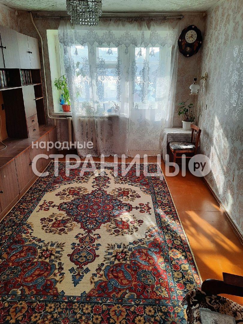 2-комнатная квартира, 48.0 м²,  2/5 эт. Кирпичный дом, Вторичное жилье