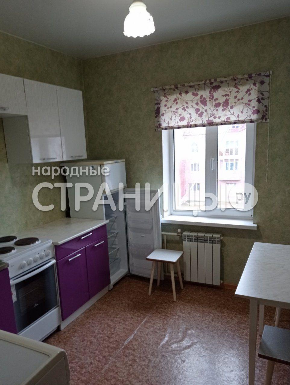 1-комнатная квартира, 31.3 м²,  3/3 эт. Кирпичный дом, Вторичное жилье