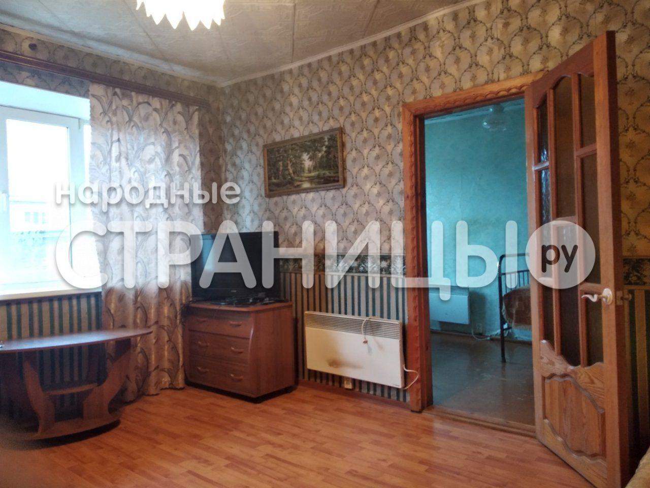 2-комнатная квартира, 44.0 м²,  2/2 эт. Кирпичный дом, Вторичное жилье