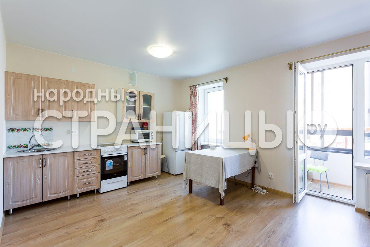 1-комнатная квартира, 26.5 м²,  1/6 эт. Кирпичный дом, Вторичное жилье