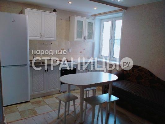 2-комнатная квартира, 58.0 м²,  2/19 эт. Монолитный дом, Вторичное жилье