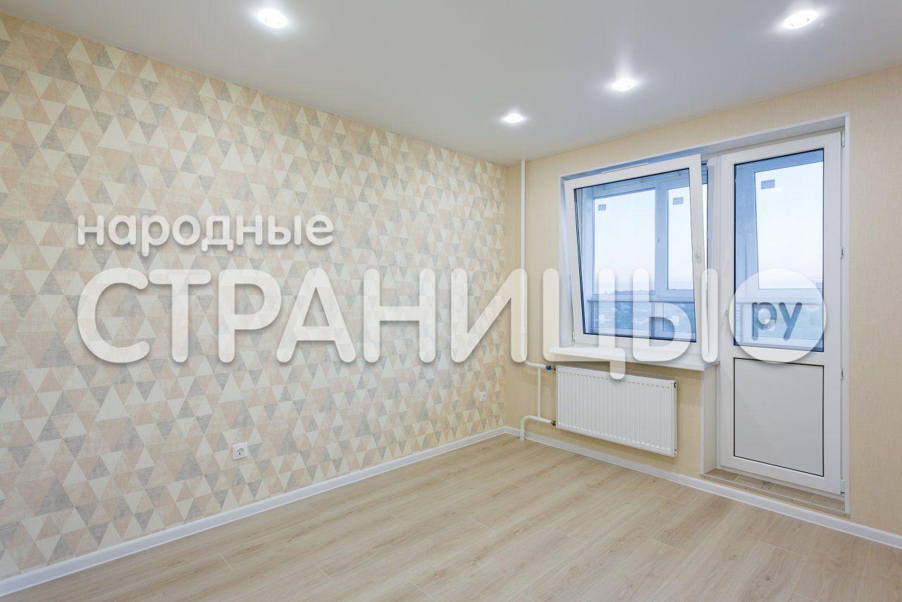 2-комнатная квартира, 45.0 м²,  15/17 эт. Панельный дом, Вторичное жилье