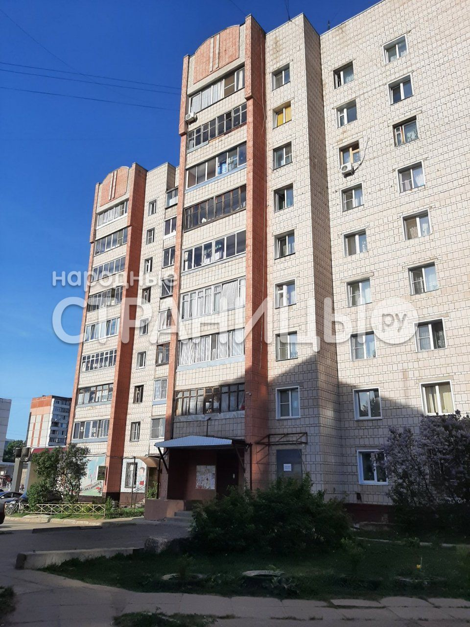 3-комнатная квартира, 61.2 м²,  9/9 эт. Кирпичный дом