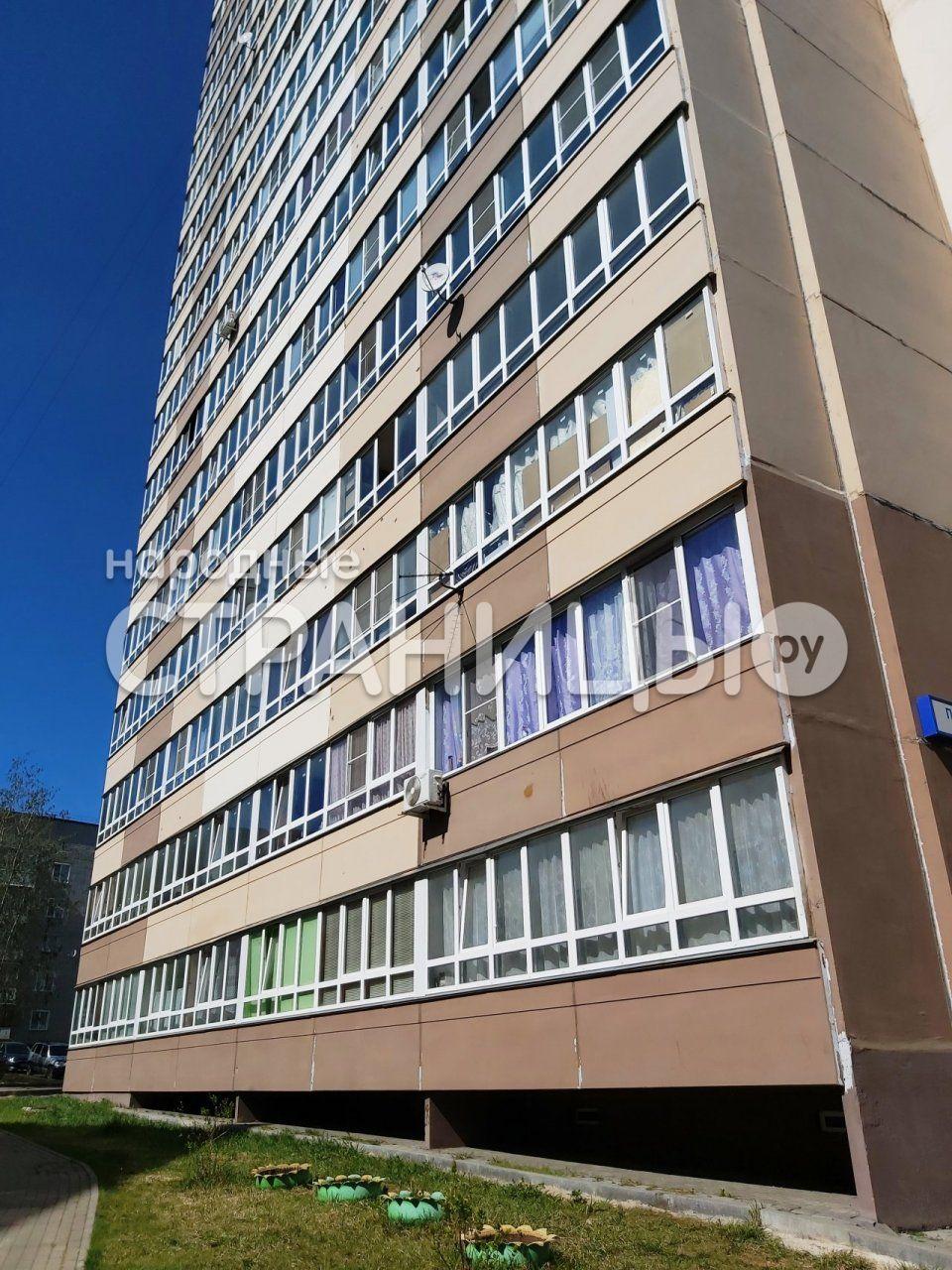 1-комнатная квартира, 25.0 м²,  13/17 эт. Панельный дом, Вторичное жилье