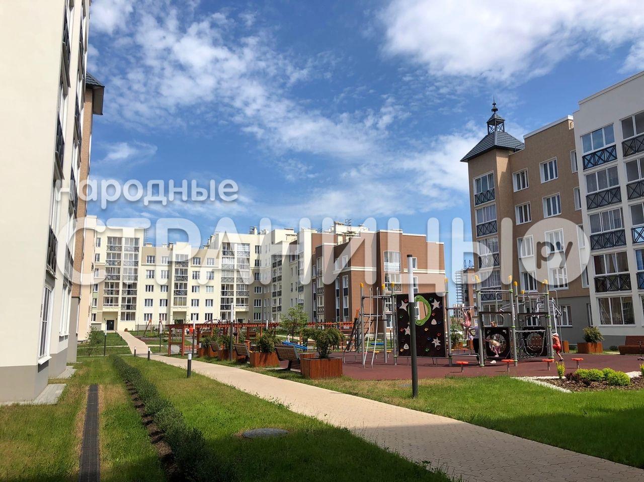 2-комнатная квартира, 53.6 м²,  6/8 эт. Кирпичный дом, Вторичное жилье