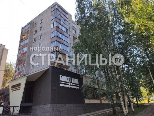 2-комнатная квартира, 40.4 м²,  6/9 эт. Кирпичный дом, Вторичное жилье