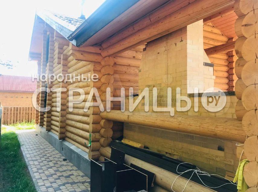 Дом 140.0 кв.м. 2 эт.  Деревянный