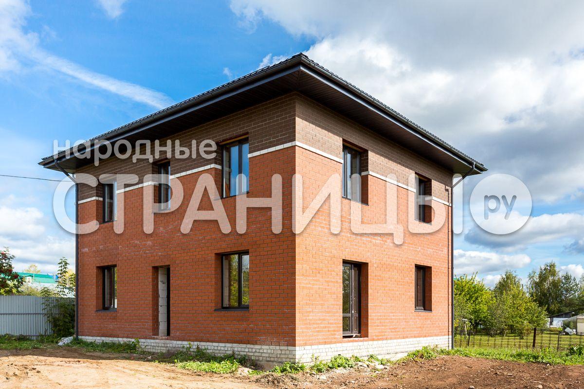 Дом 170.0 кв.м. 2 эт.  Кирпичный