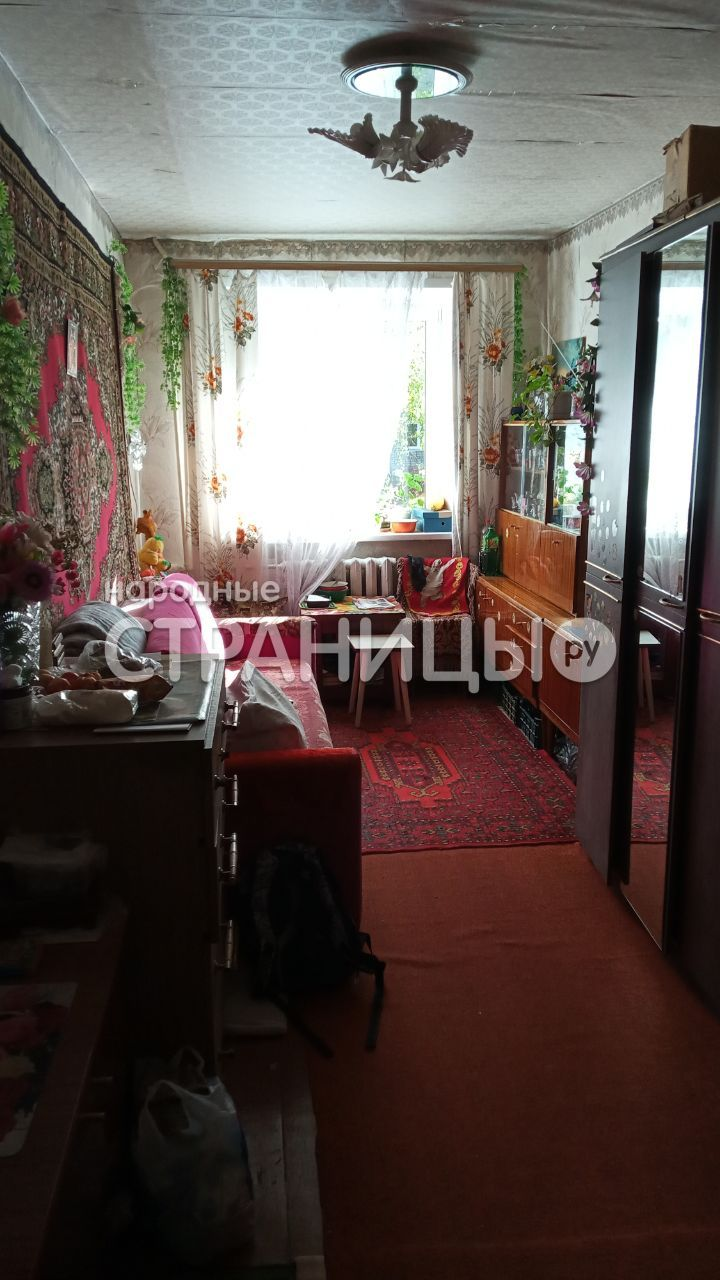 Комната в 3-к кв. 2 этаж, 54.0 кв.м.