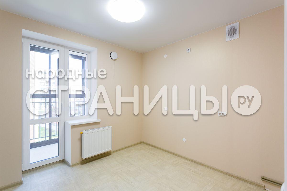 1-комнатная квартира, 30.0 м²,  3/6 эт. Кирпичный дом, Вторичное жилье