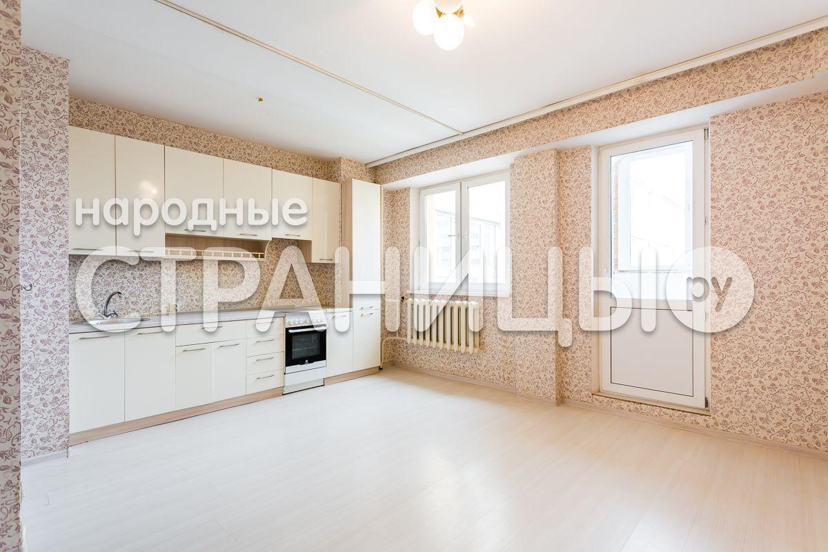 3-комнатная квартира, 61.0 м²,  8/10 эт. Кирпичный дом