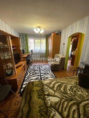 1-комнатная квартира, 32.0 м²,  1/5 эт. Панельный дом, Вторичное жилье