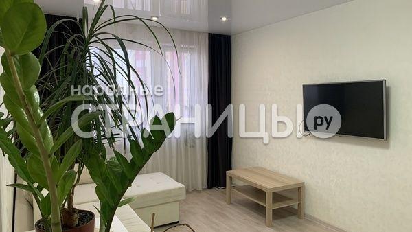1-комнатная квартира, 41.0 м²,  7/18 эт. Панельный дом, Вторичное жилье