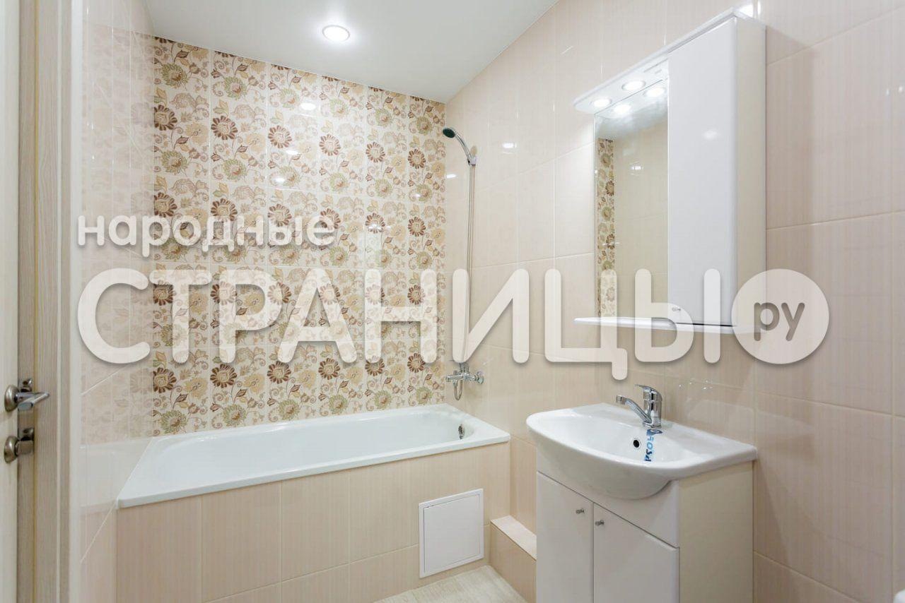 2-комнатная квартира, 56.28 м²,  3/17 эт. Панельный дом, Вторичное жилье