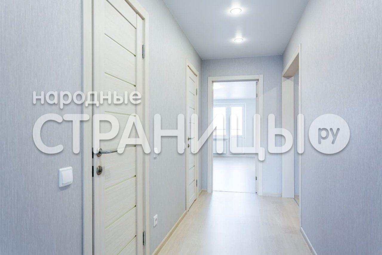2-комнатная квартира, 53.47 м²,  9/17 эт. Панельный дом, Вторичное жилье