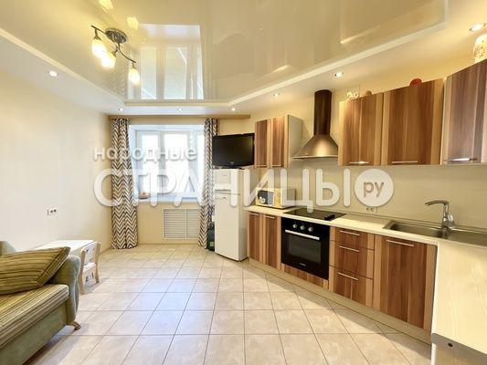 2-комнатная квартира, 46.0 м²,  7/9 эт. Кирпичный дом, Вторичное жилье