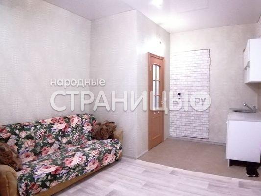 1-комнатная квартира, 19.0 м²,  2/4 эт. Кирпичный дом, Вторичное жилье