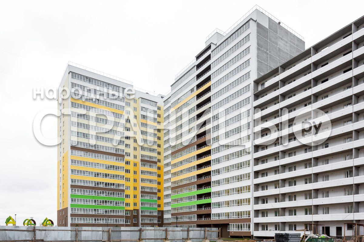 1-комнатная квартира, 28.55 м²,  5/17 эт. Панельный дом, Вторичное жилье